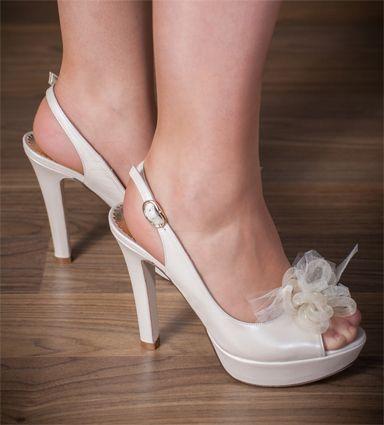 Mis zapatos de novia favoritos. Christian Rossi