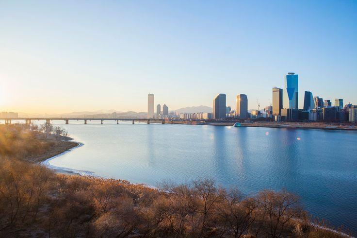 Isla Yeouido (Seúl, Corea) - Destinos a los que viajar este abril: primavera, vino y Juego de Tronos