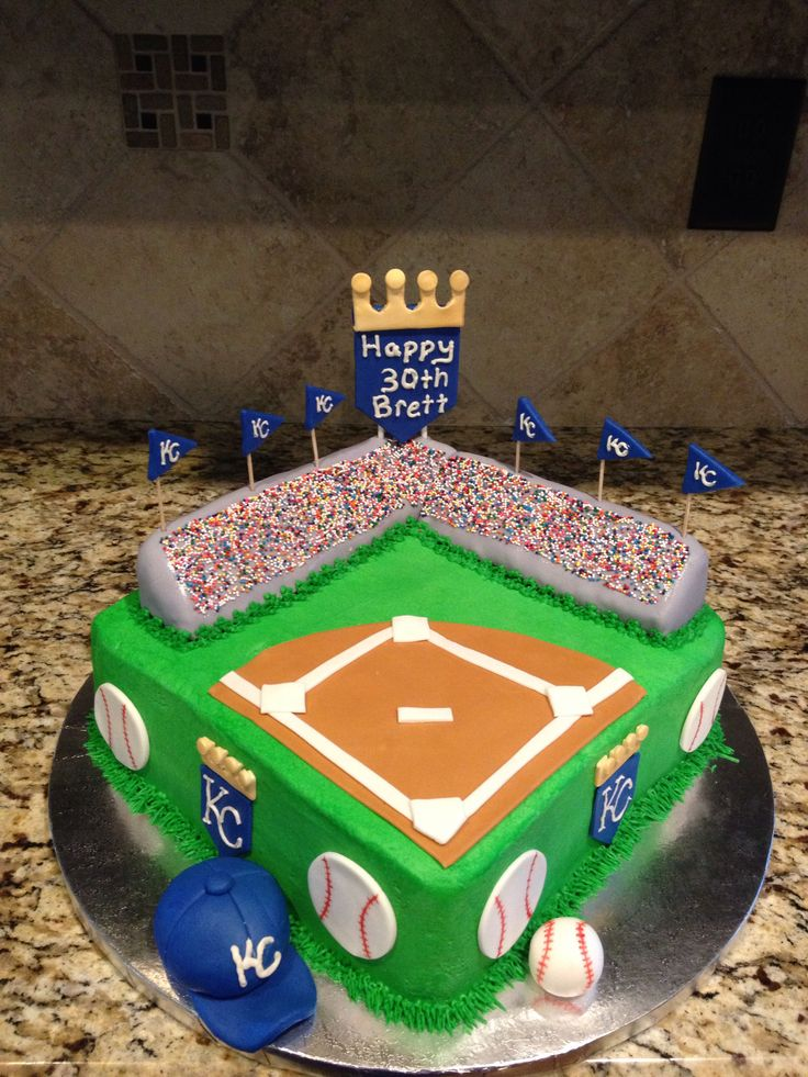 18 best Kansas City Royals Cakes images on Pinterest Kansas city