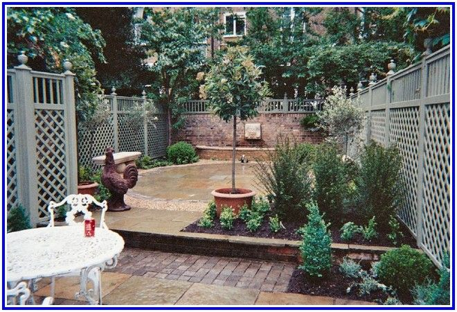 17 best images about garden wall on pinterest hedges for Better home and garden deck design