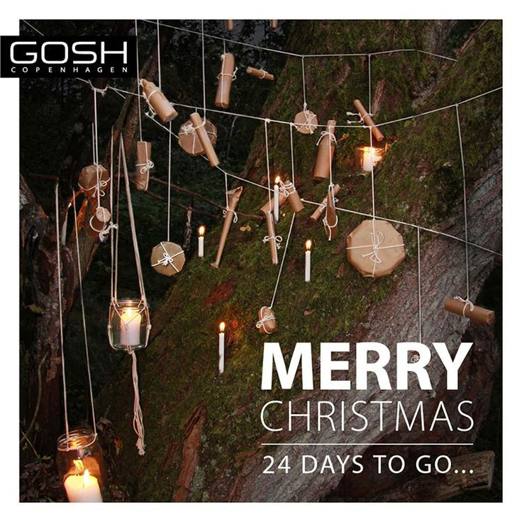 Head over to our Facebook page – every day at 9pm we will find 5 lucky winners of the Christmas Advent calendar. #GOSHCOPENHAGEN #BEAUTIFULYOU #MAKEYOURIMPRESSION