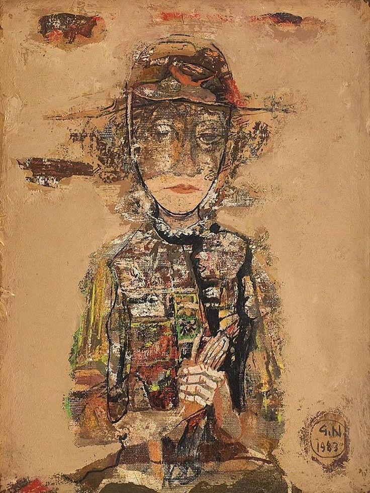 Georgeta Naparus // Doamna Profesoara // The Teacher // 1983