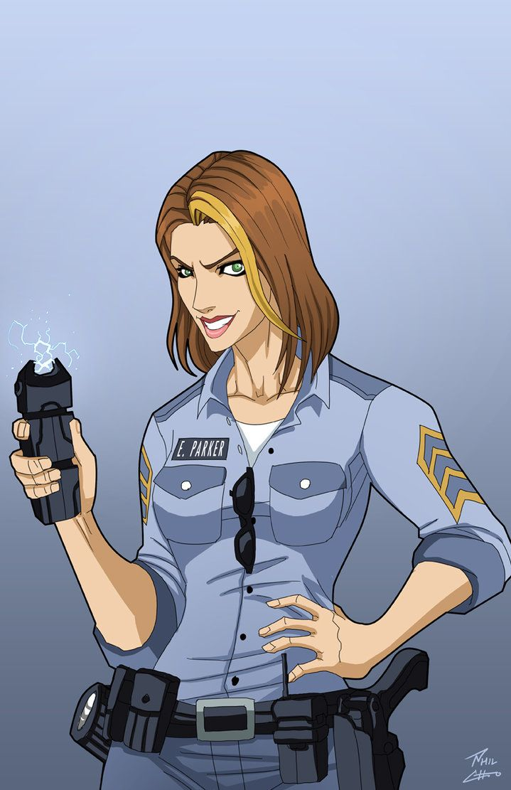 Sergeant Emily Parker by phil-cho