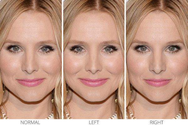 Perfect Facial Symmetry 93