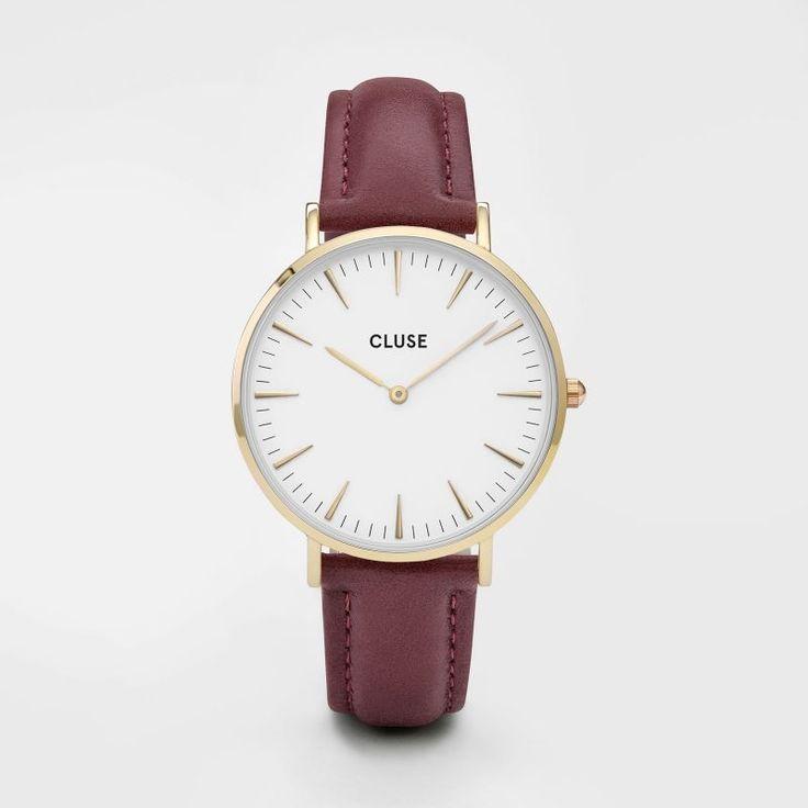 La Bohéme Gold White/Marsala CL18415