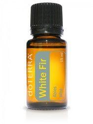 White Fir Essential Oil 15ml