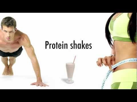 Protein shakes ~ Ever wondered why some people (such as athletes, slimmers, vegetarians and vegans) often supplement their diet with protein in the form of a powder / shake? If so, check out our video!