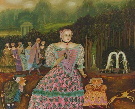 Children's Book Illustration by Russian Artist Vera Pavlova ~ Blog of an Art Admirer