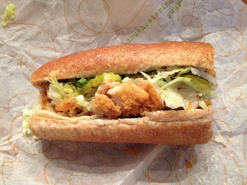 #contest - so when you burn the burgers you can just go online and order Publix chicken tender subs, nothing better