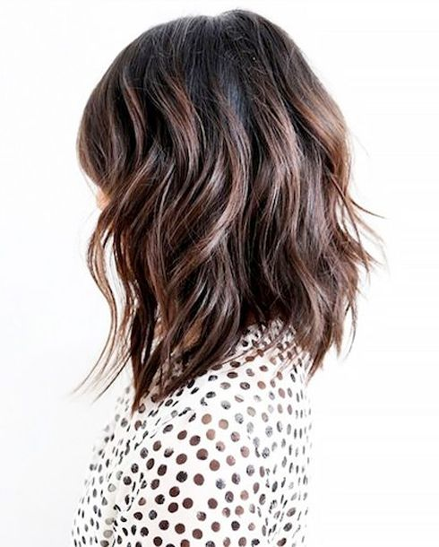 Fine 1000 Ideas About Layered Wavy Bob On Pinterest Bobs For Round Hairstyle Inspiration Daily Dogsangcom