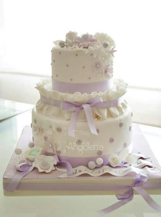 Una torta superromantica....