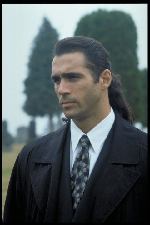 """""""Duncan MacLeod...Adrian Paul The Highlander The Series""""    This series gripped my imagination more than any vampire story ever could."""