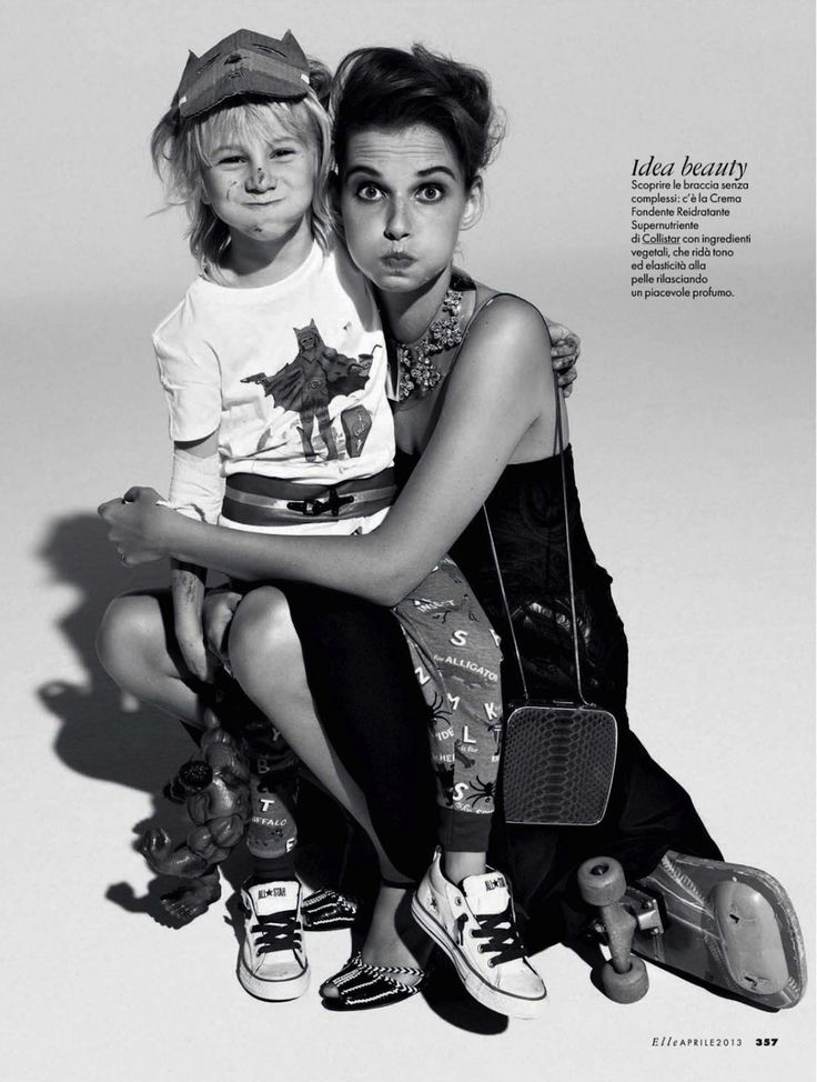 visual optimism; fashion editorials, shows, campaigns & more!: giedre dukauskaite by mark pillai for elle italia april 2013