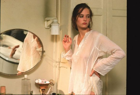 Eva Green in 'The Dreamers' by Bernardo Bertolucci