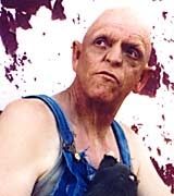 Michael Berryman - Frank Bates in The Mangled