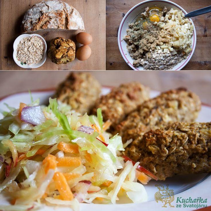 Kuchařka ze Svatojánu: CHLEBOVÉ ŠIŠKY
