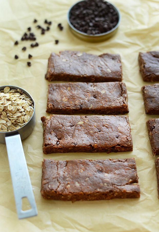 Chocolate Chip Protein Bars Recipe