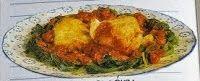 Το e - περιοδικό μας: Μπακαλιάρος με σπανάκι και τομάτα