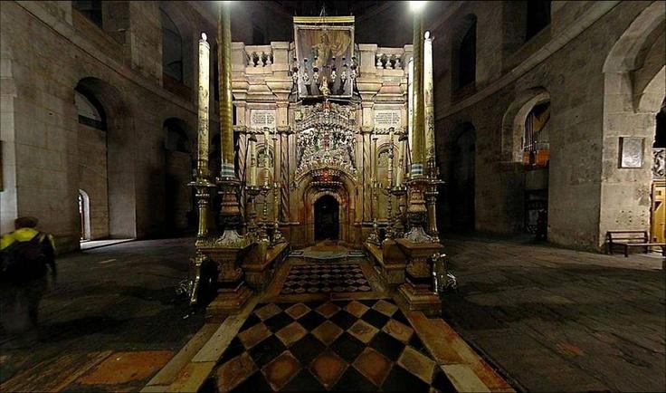 Eglise du  SAINT  SEPULCRE