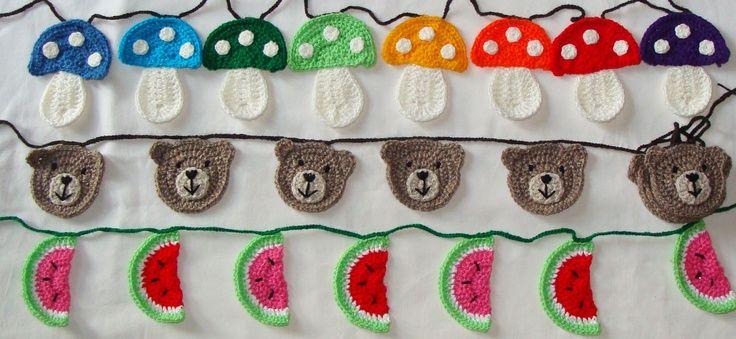 Cosas al Crochet on Pinterest | Amigurumi, Tejidos and Cacti