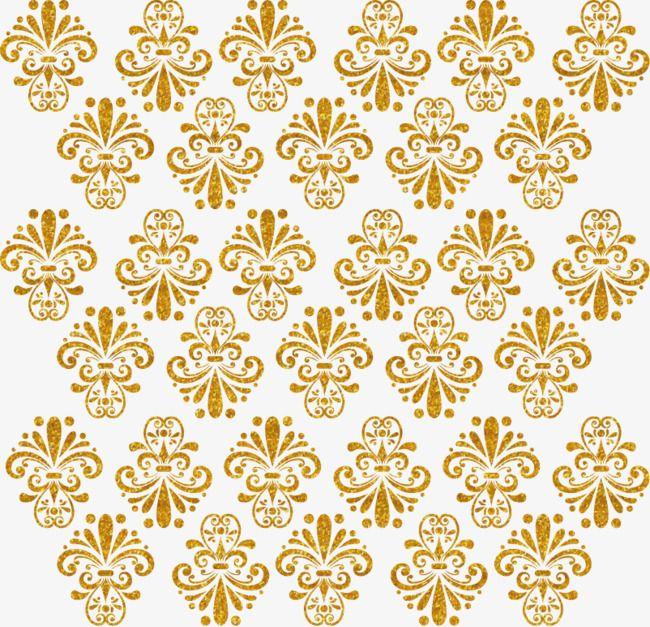 Oro Europeo Pattern Background Vector Continental Patron Arenas Png Y Psd Para Descargar Gratis Pngtree Background Patterns Gold Pattern Pattern Wallpaper