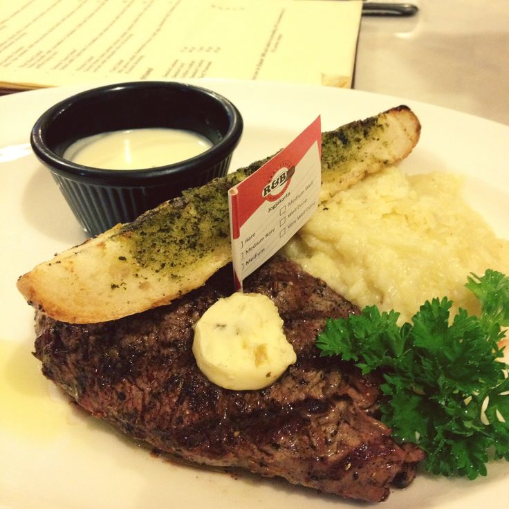 The best steak in Jogja, from R&B Grill