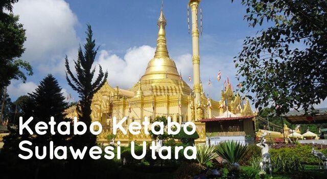 Lirik Lagu Ketabo Ketabo - Sulawesi Utara