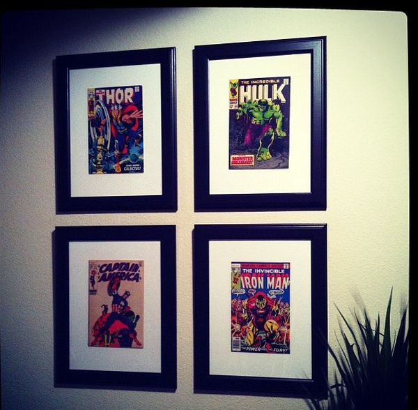 The 25+ best Comic book display ideas on Pinterest