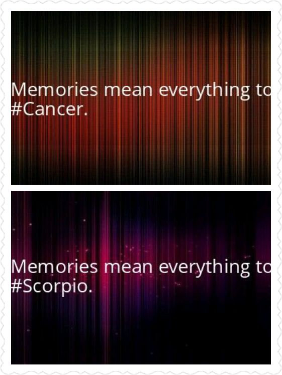 Scorpio Male & Cancer Female