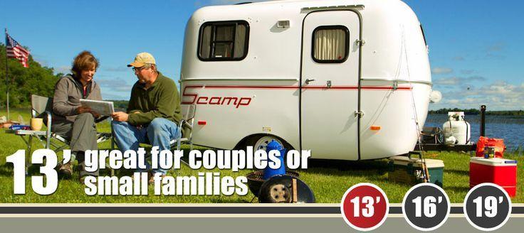 Scamp  Travel Trailer