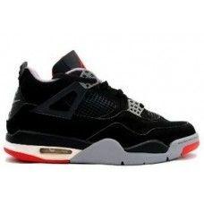 Air Jordan 4 Retro Bred Discount Jordans