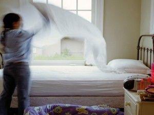 guía de limpieza del hogar