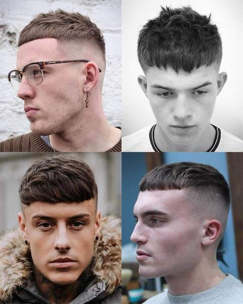 The 9 Gest Men S Haircut Trends To Try For Summer 2018 Crop Haircuts