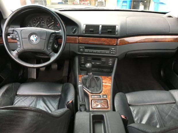 1998 Bmw 540i Sport 6 Speed Bmw Bmw Interior Bmw E39