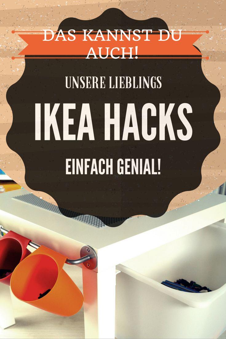 13 besten DIY IKEA Hacks Bilder auf Pinterest | Ikea hacks ...