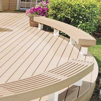 138 best composite low maintenance deck ideas images on for Outdoor composite decking