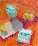 Alice Mumford RWA-Light Shining Through the Green Glass Jug