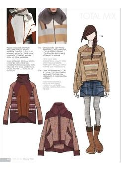 Fashion Box Women's Knitwear - F/W 15/16