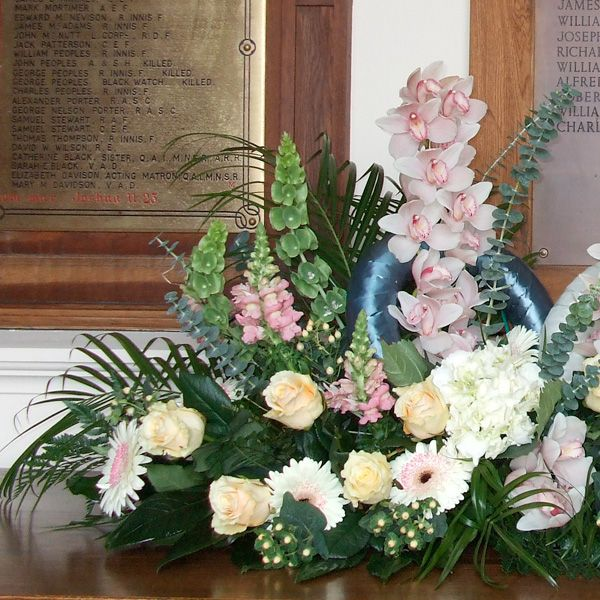 Wedding Church Altar Arrangements: 204 Best Images About Church Wedding Decorations On