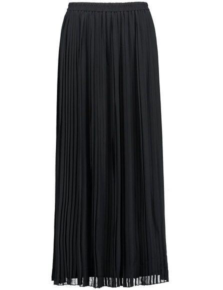 Lange geplooide rok is een veelzijdige combi partners. Of het nu op avondgelegenheden of op kantoor wordt gedragen,deze rok zal je look vrouwelijke kl... Bekijk op http://www.grotematenwebshop.nl/product/vrouwelijke-plisse-rok/