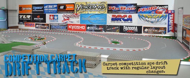 25 Best Rc Drift Tracks Images On Pinterest Rc Track Rc