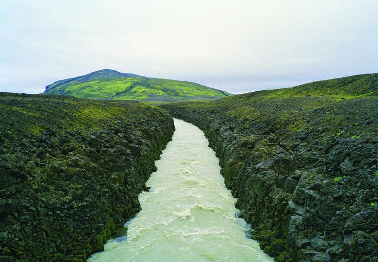 Photo by Olafur Eliasson Iceland
