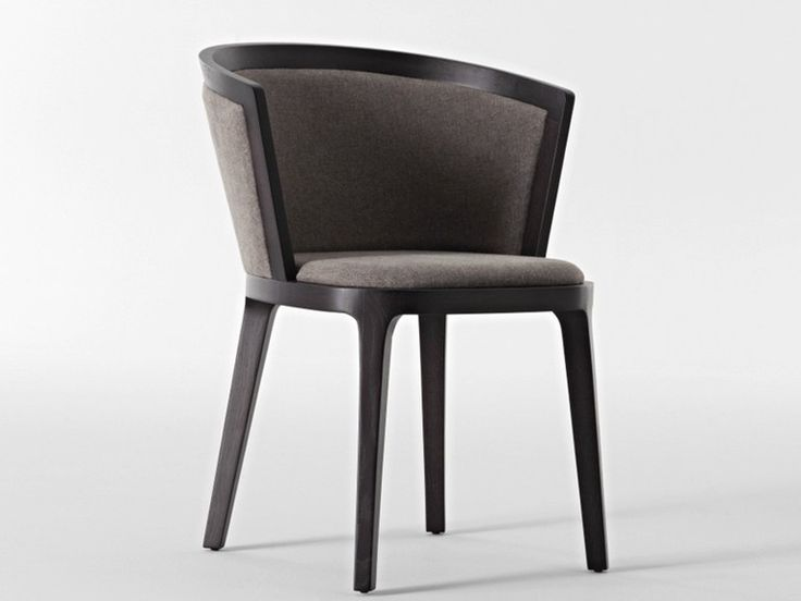 Upholstered fabric chair ADRIA Italia Collection by Casa | design Mauro Lipparini