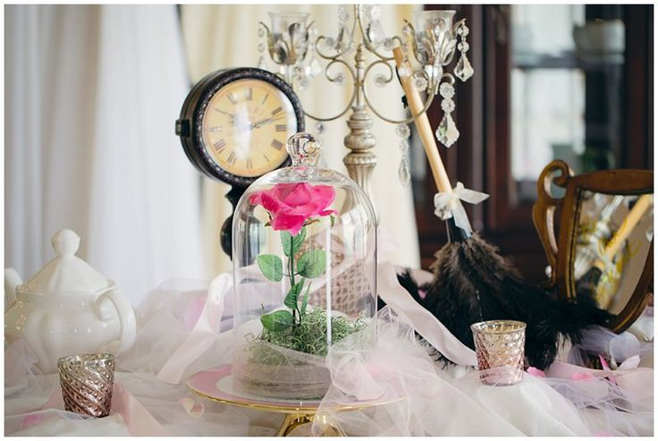 Disney Princess themed bridal shower by Dyanna Joy Photography