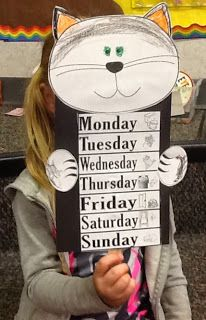 Christina's Kinder Blossoms: Cookie's Week Activities (Freebies)