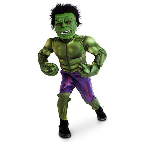Hulk Costume for Kids - Marvel's Avengers: Age of Ultron