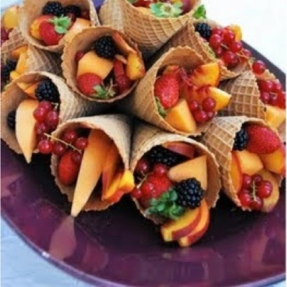 Thanksgiving fruit salad