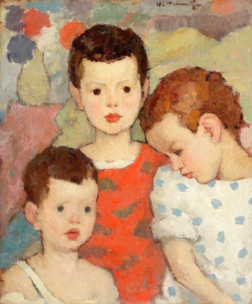 Nicolae Tonitza (1886 – 1940, Romanian) ▓█▓▒░▒▓█▓▒░▒▓█▓▒░▒▓█▓ Gᴀʙʏ﹣Fᴇ́ᴇʀɪᴇ ﹕☞ http://www.alittlemarket.com/boutique/gaby_feerie-132444.html ══════════════════════ ♥ #bijouxcreatrice ☞ https://fr.pinterest.com/JeanfbJf/P00-les-bijoux-en-tableau/ ▓█▓▒░▒▓█▓▒░▒▓█▓▒░▒▓█▓