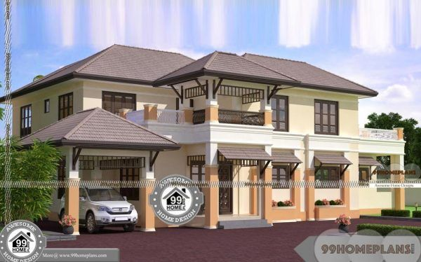 Best Website For House Plans Double Floor Traditional Type Home
