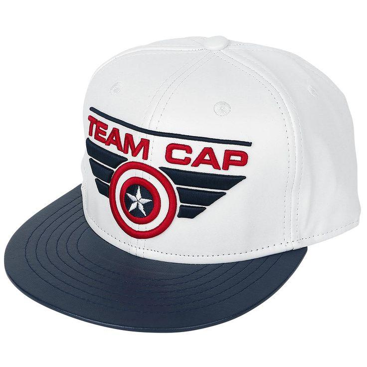 Team Cap - Cap by Captain America Civil War